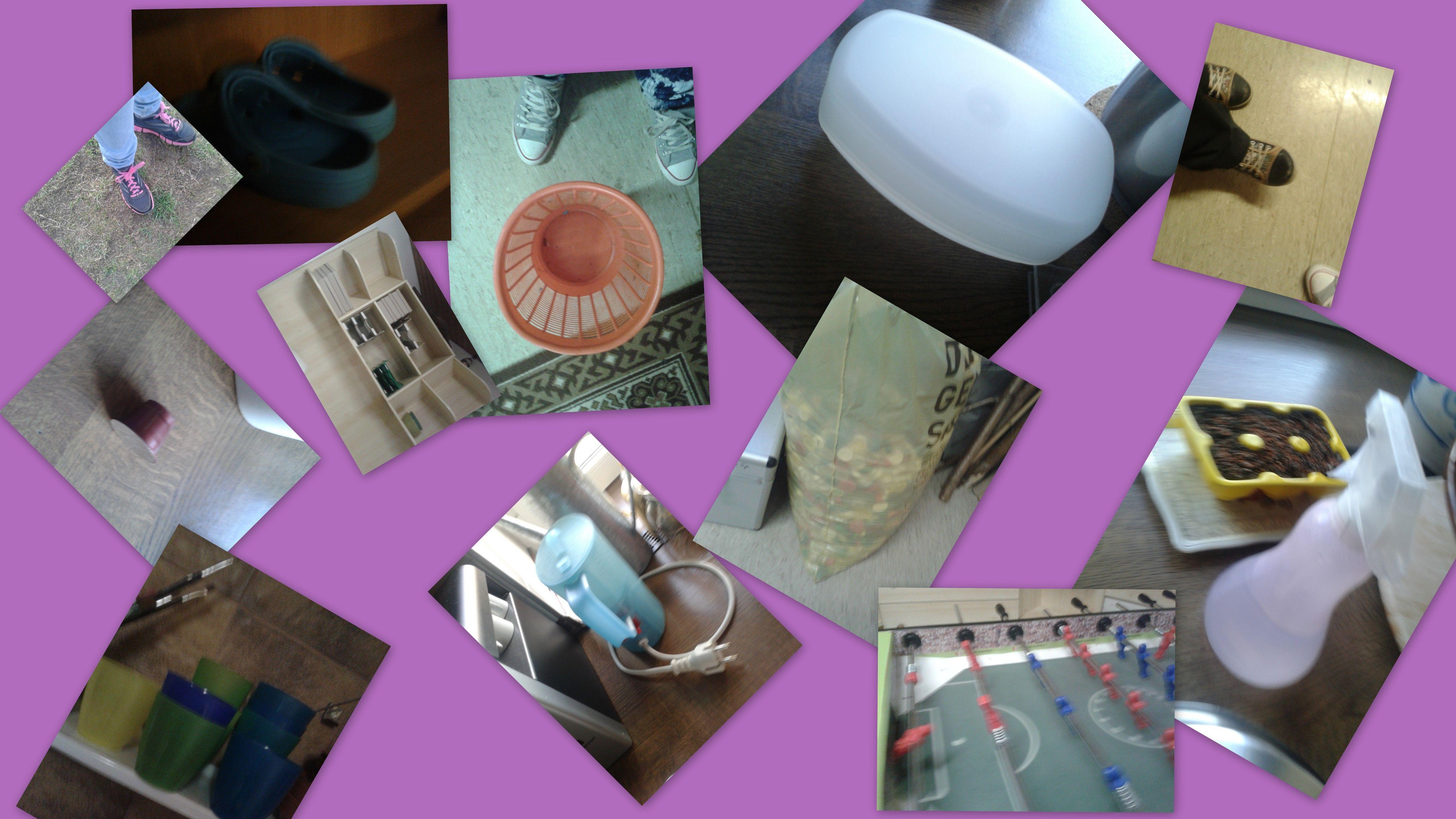 Die meisten Dinge bei uns Zuhause bestehen aus Plastik. | Plastik ...