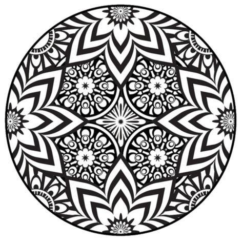 pin von frau froeschlein auf mandala   mandala malvorlagen, mandala ausmalen und malvorlagen zum