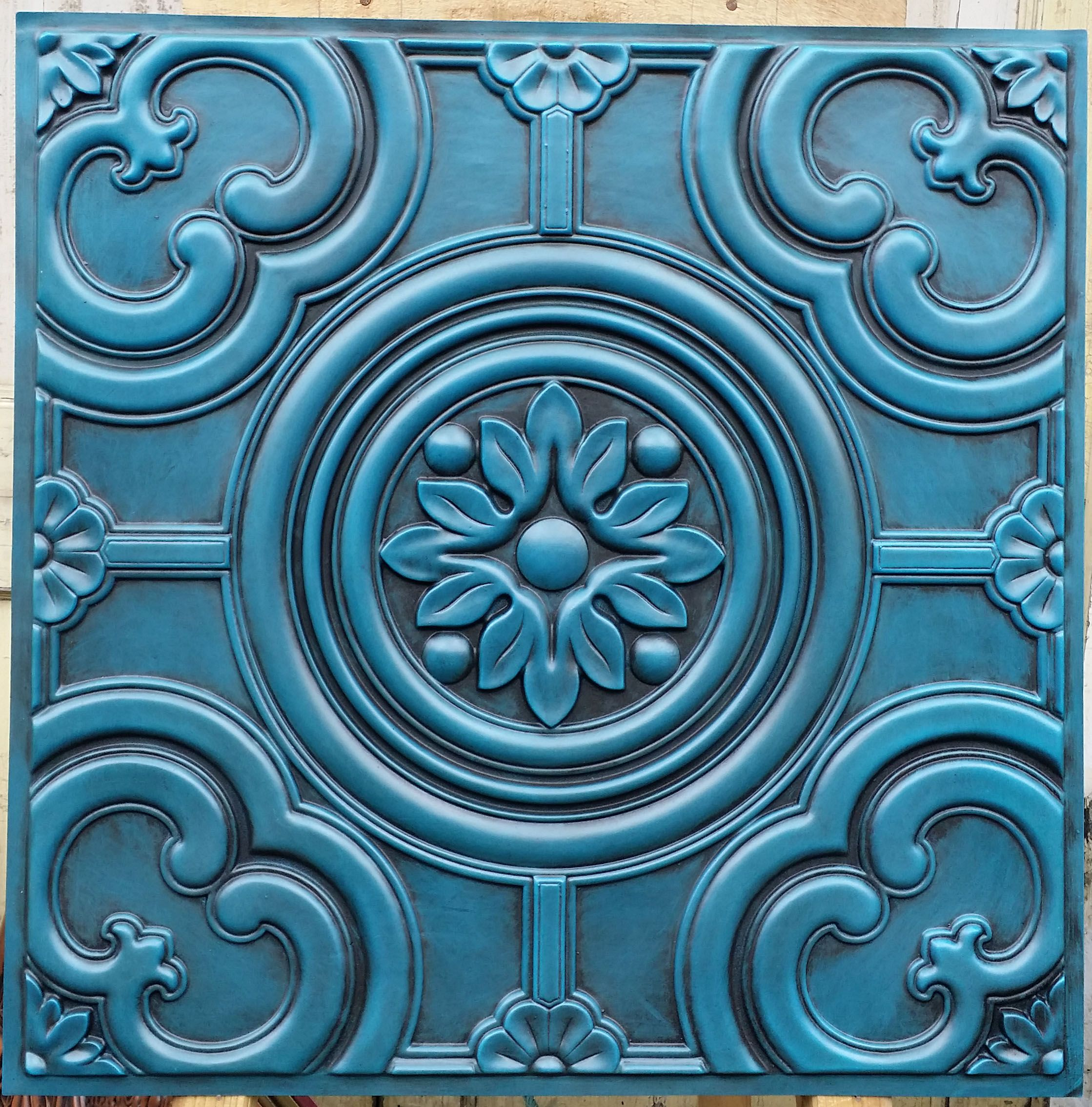 Pin by Crisdiagra on Teselas / Azulejos | Pinterest | Ceiling tiles ...