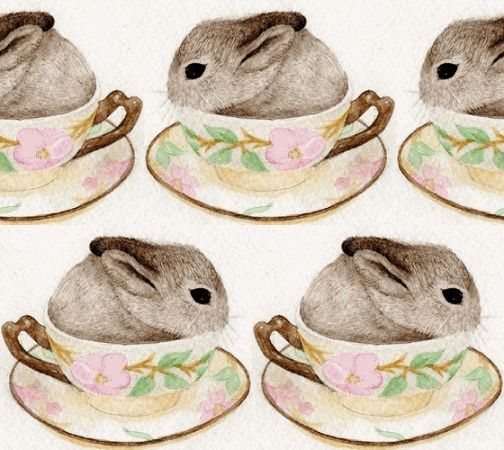 bunny illustration - Buscar con Google