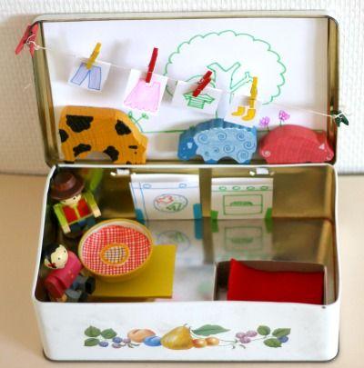 bo te malice bo te de jeux surprises pour enfant en. Black Bedroom Furniture Sets. Home Design Ideas