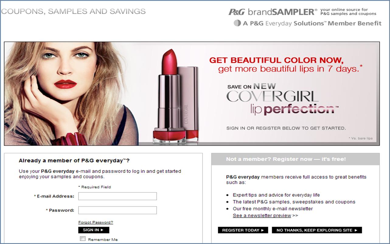Free Makeup Samples by Mail No Surveys No Catch Free