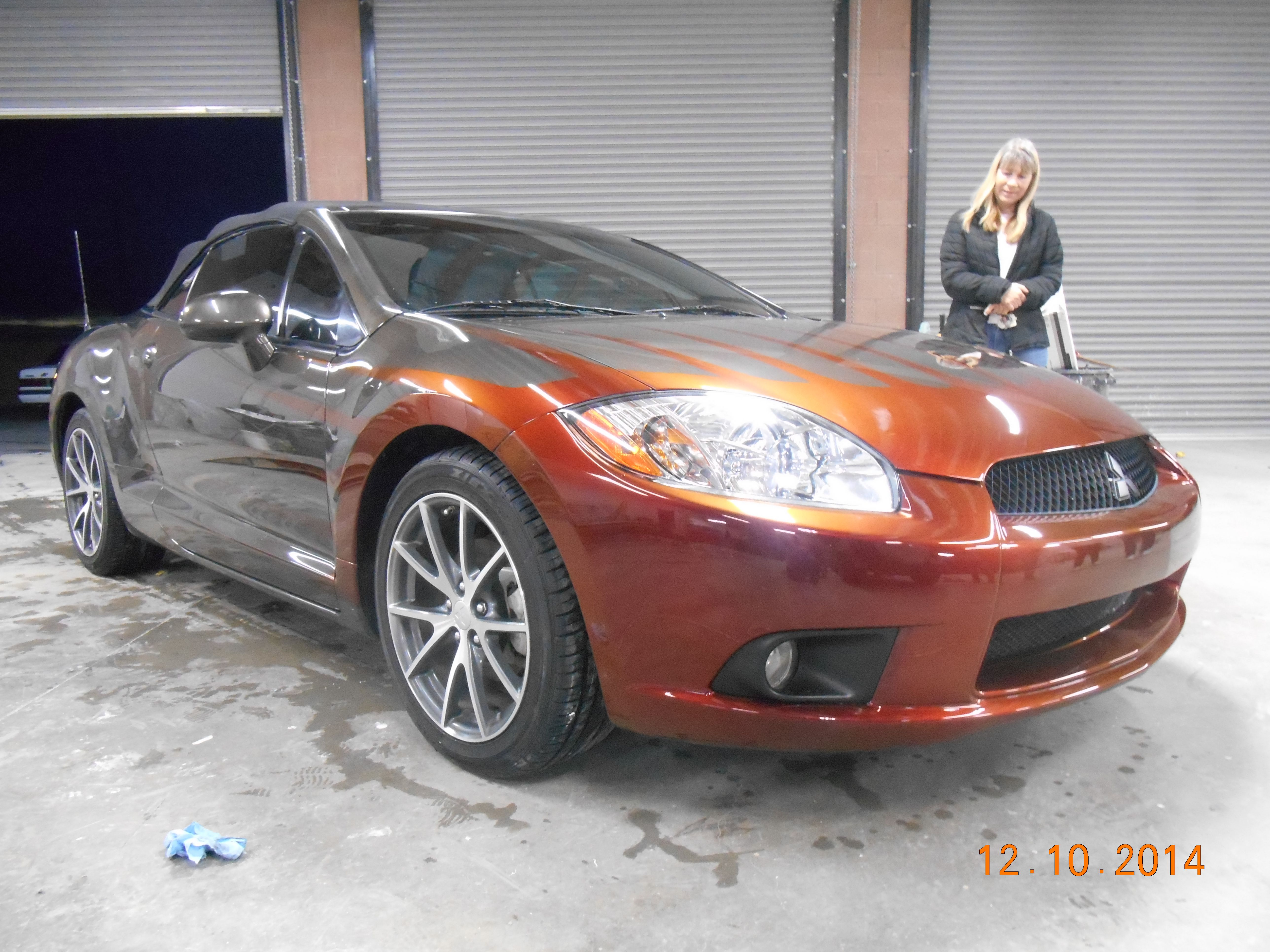 the final result! Custom paint jobs, Mitsubishi eclipse