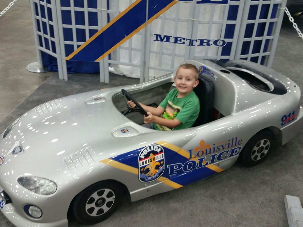 Louisville Metro Police Department - 2014 KY State Fair | PD