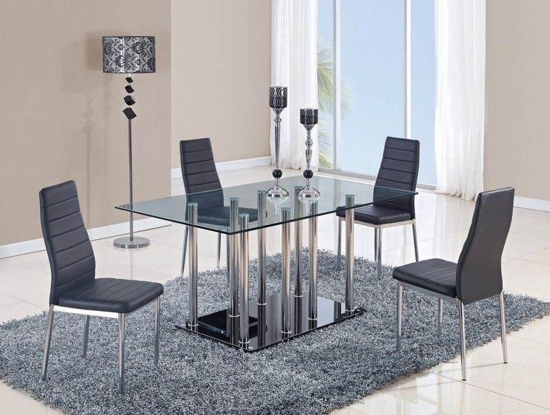 Global Furniture Dining Room Set Gl D368dt G
