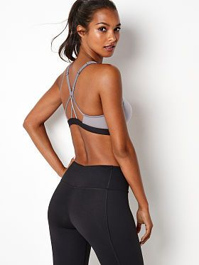 525c57c762360 Picture of Lais Ribeiro. The Knockout by Victoria Sport Front-Close Sport  Bra