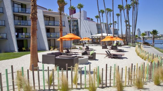 Long Beach Hotel Californialong