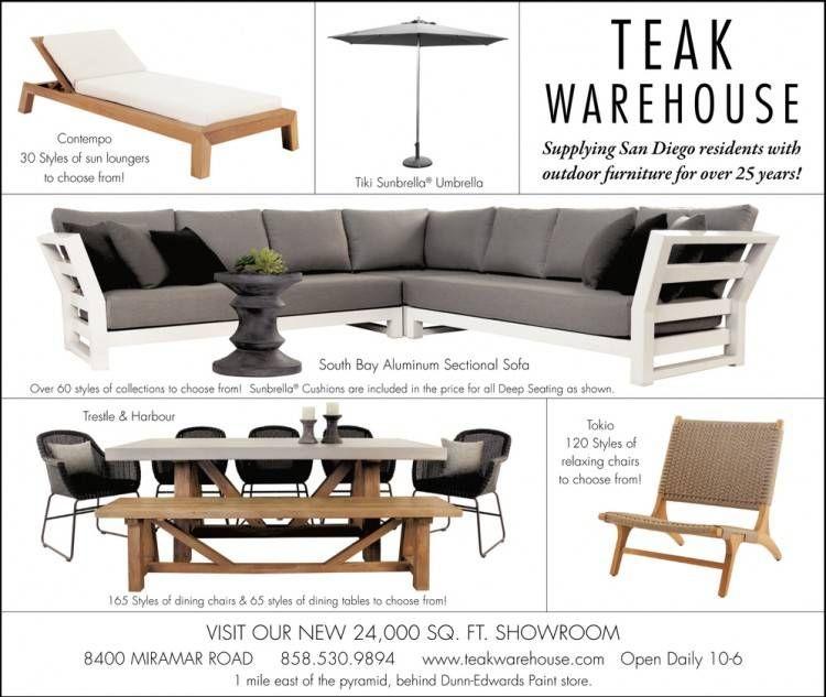 Patio Furniture West Los Angeles