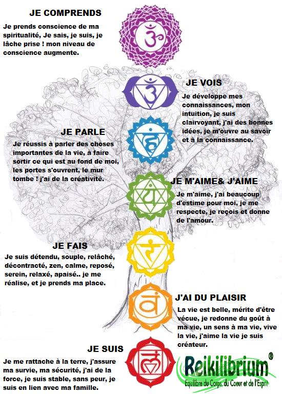 Chakras En Francais Partage De Parlons D Esoterisme Facebook