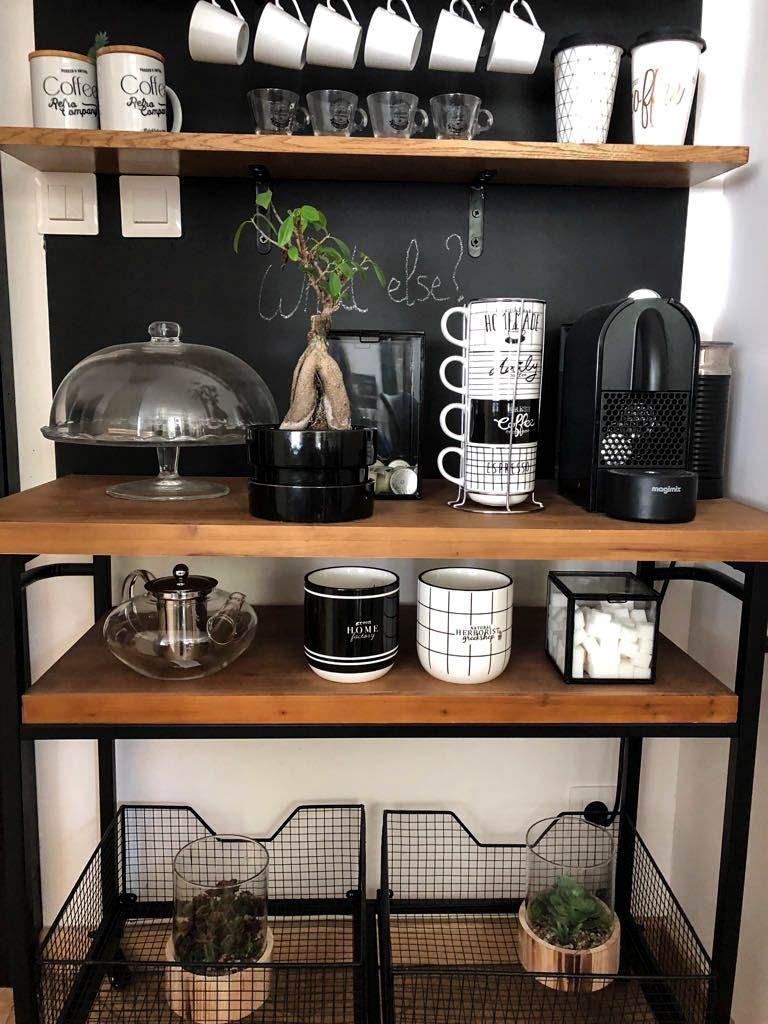 Créer un Coin Café chez soi