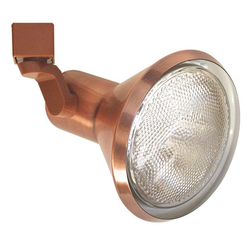 elco track lighting et659cp solid par classic 150w par38 lamp line