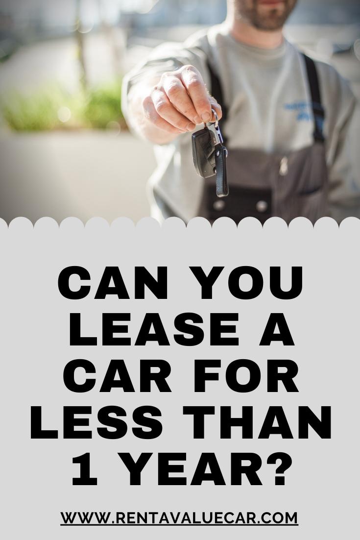 lease less than