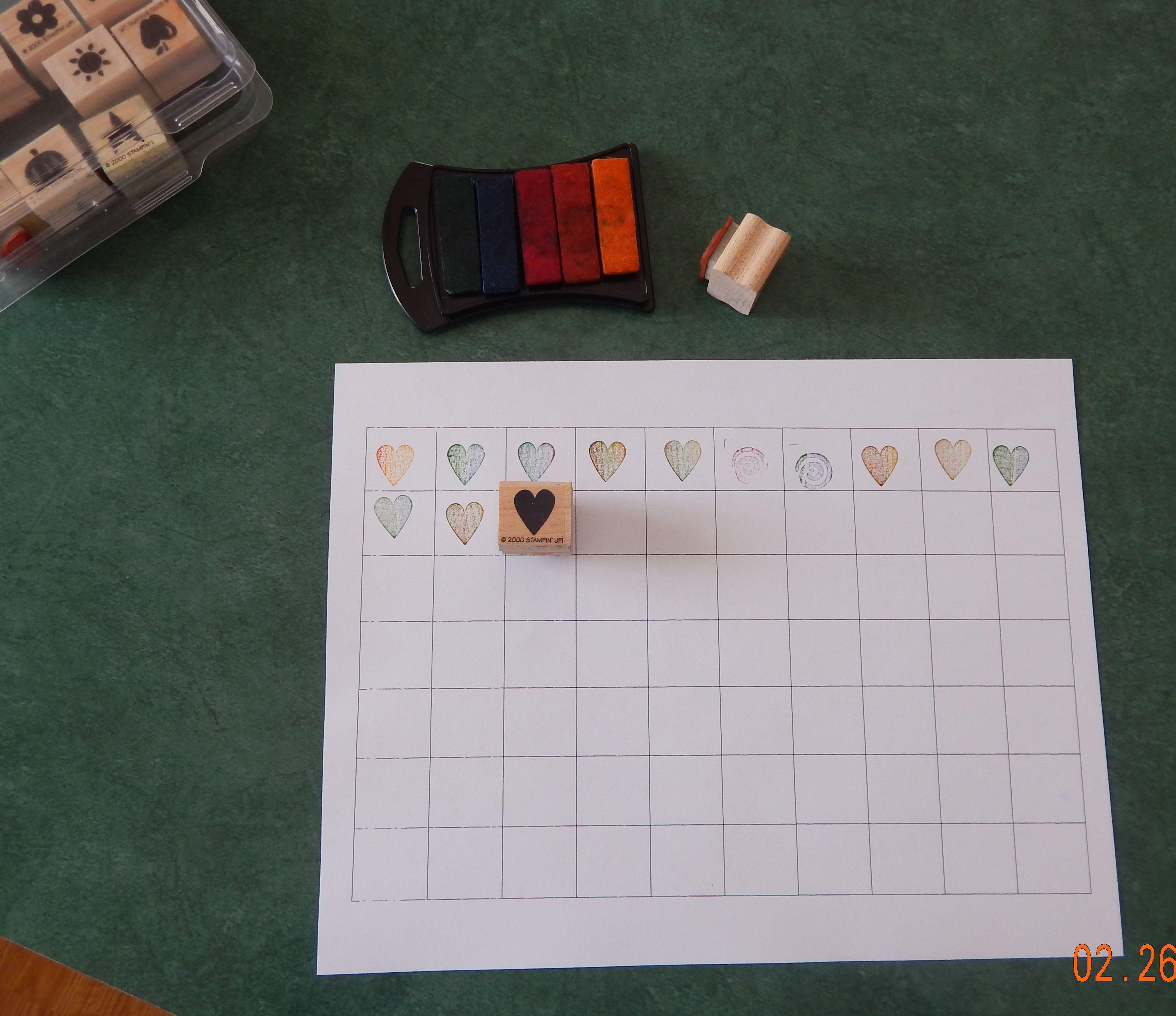 Unmerciful Servant Preschool Craft
