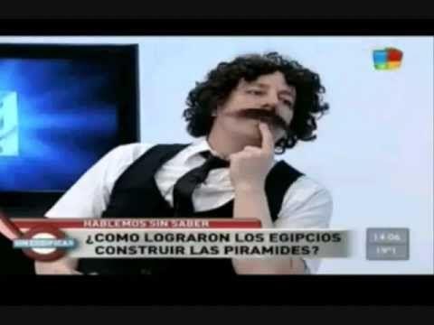 Sin Codificar 2011 - Hablemos Sin Saber ¿Còmo lograron los egipcios construir las piramides?