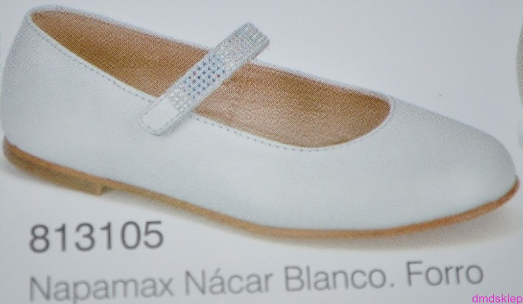 Buty Komunijne Dziewczece Pablosky 813105 Kolor Bialy Juz Brak Shoes Fashion Kolor