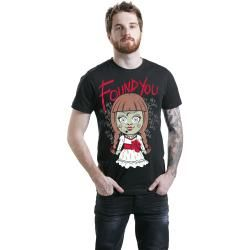 Photo of Annabelle doll t-shirt