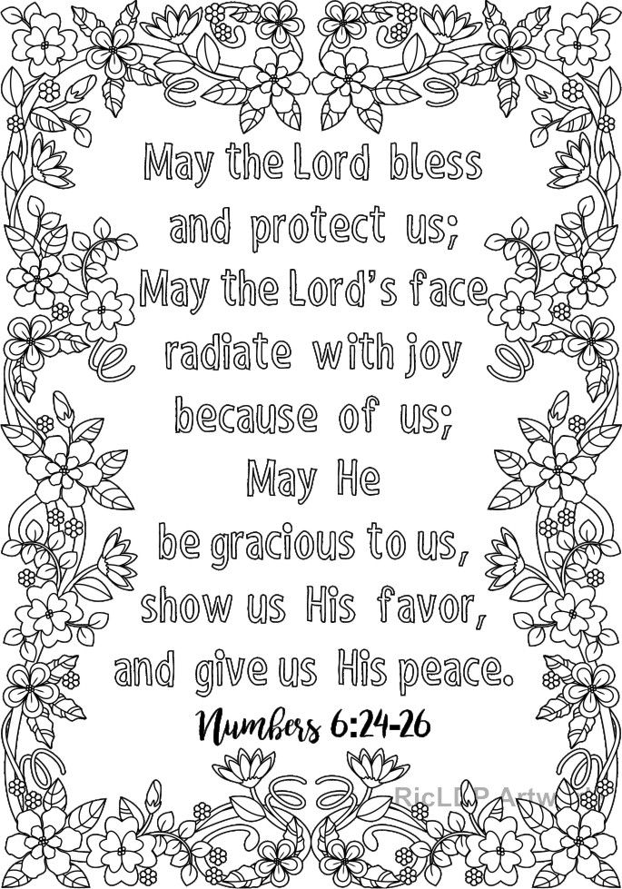 Prayers To Colour In Bible Verse Coloring Bible Verse Coloring