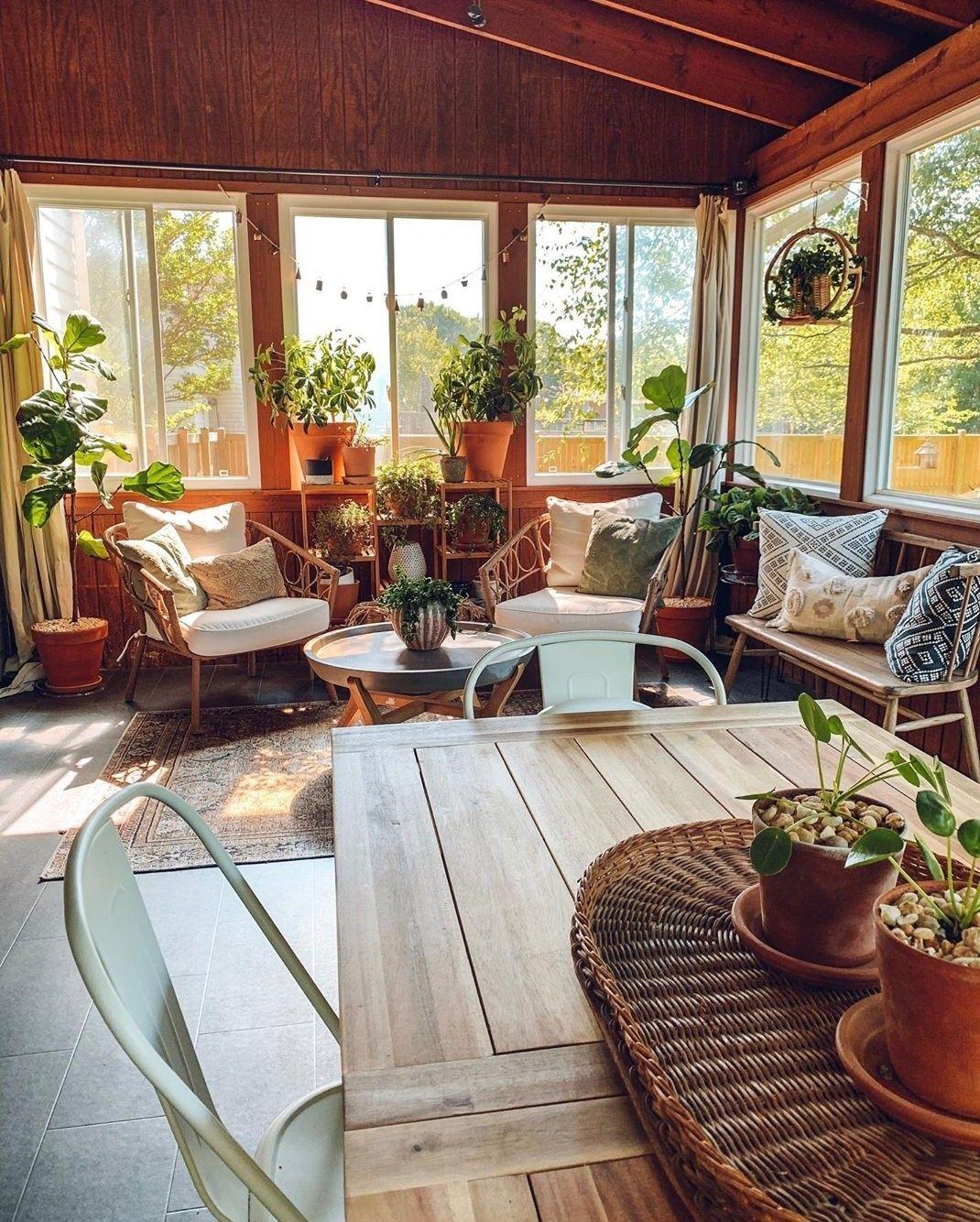 Very cozy Arizona room | Arizona living, New living room ...