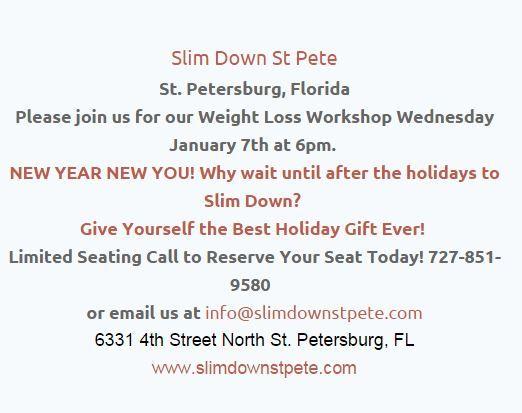 slim down st pete