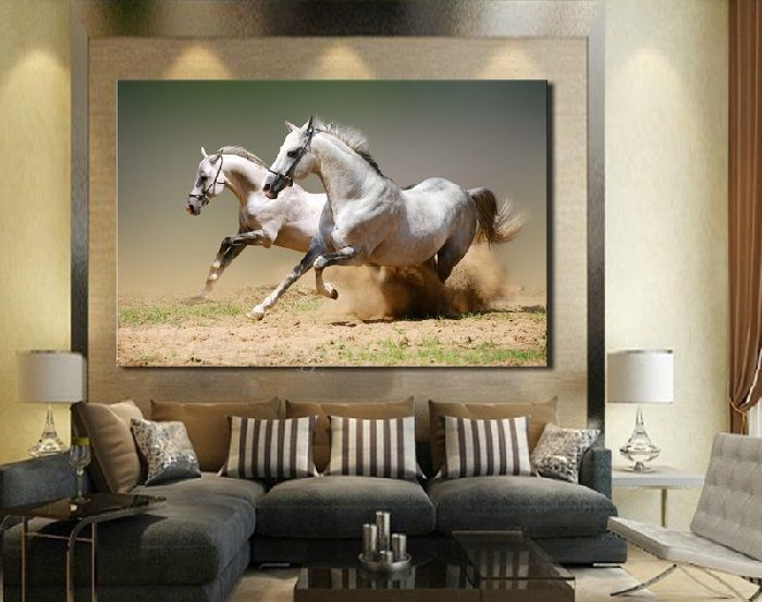 Merveilleux Horse Pictures For Living Room