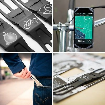 Details About New Finn Bike Phone Mount Holder Universal Cycle