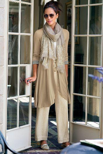 1000 Images About Casablanca Style Ladies Fashion On: Women's Gauze Pants, Gauze Pants