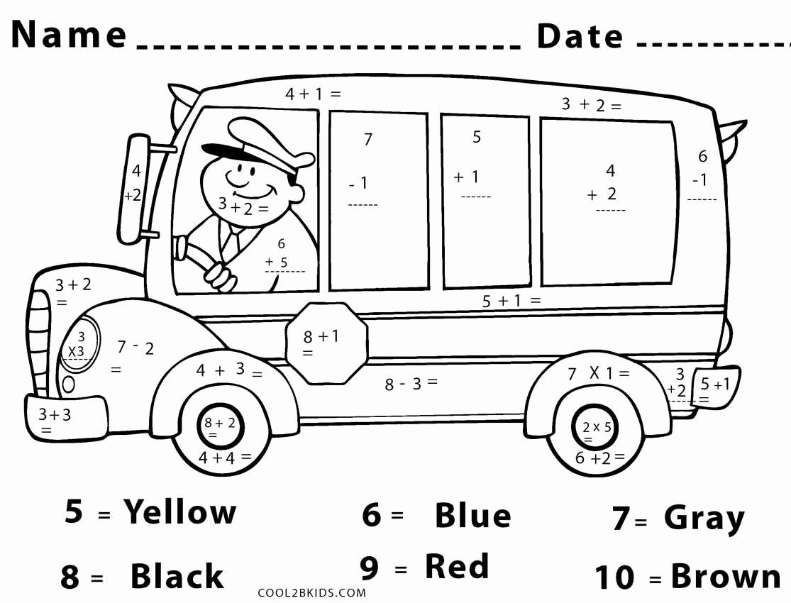 Middle School Coloring Pages Best Of High School Math
