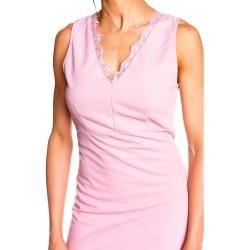 Saint Germain Paris Kleid Colza in Rosa - 76% | Größe S | Damen kleiderLimango-outlet.de #rosaspitzenkleider