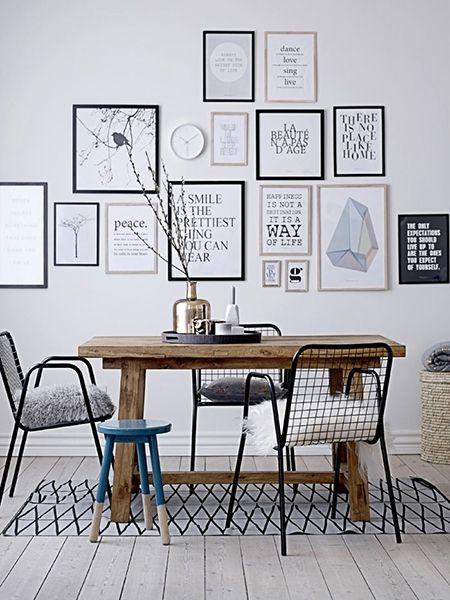 AuBergewohnlich Wohnideen, Die Glücklich Machen: Sprechende Wände