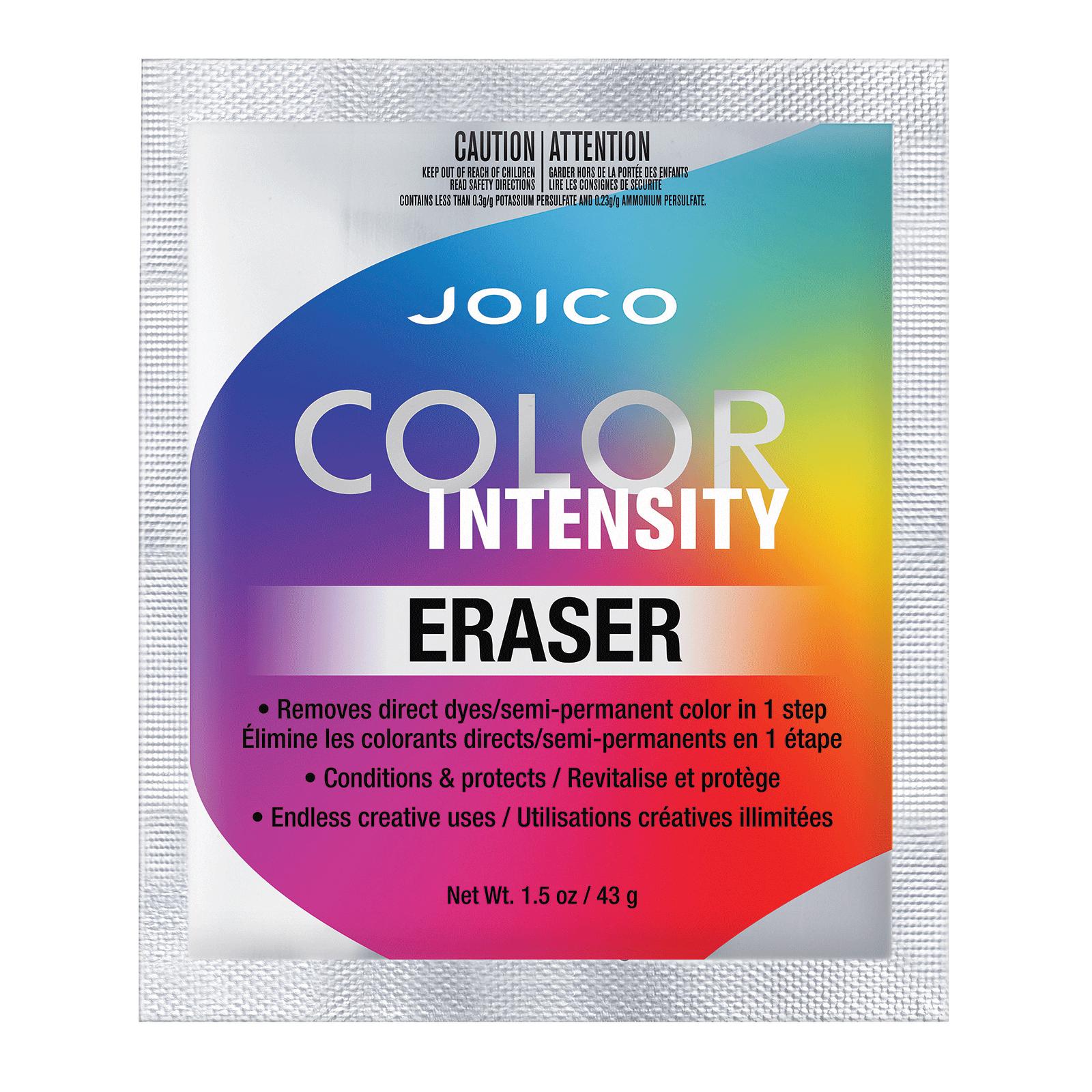 Joico vero k pak color intensity eraser 43g joico haircare joico vero k pak color intensity eraser 43g nvjuhfo Image collections
