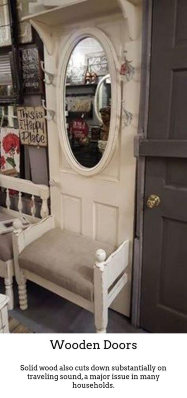 Photo of Double Pantry Doors | Custom Wood Exterior Doors | External Front Doors | Light …
