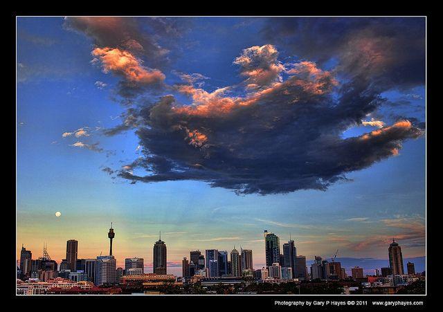 Sydney NSW Australia from Balcony 01 by Gary Hayes, via Flickr