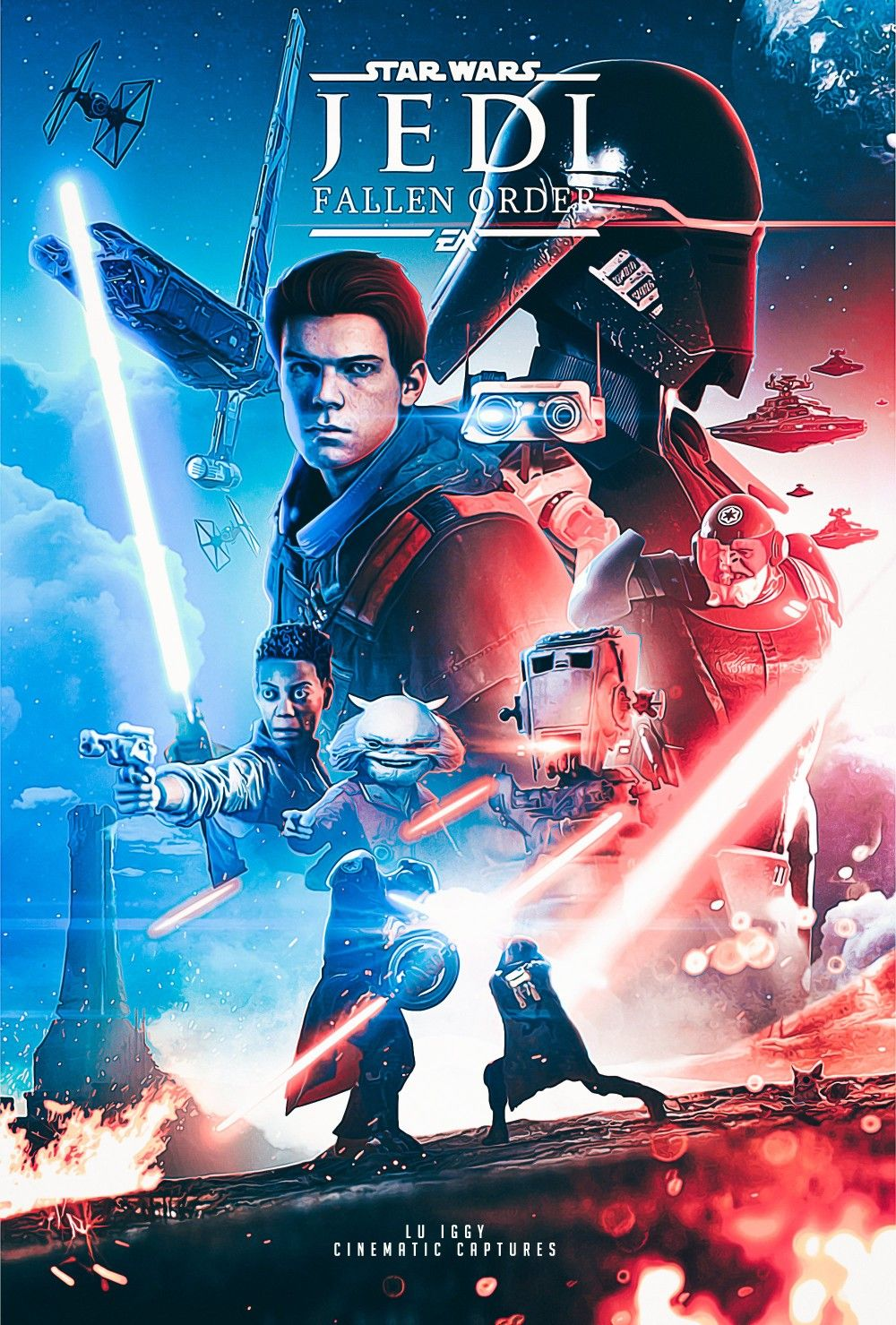 Star Wars Jedi Fallen Order Star Wars Movies Posters Star Wars Images Star Wars Jedi Fallen Order