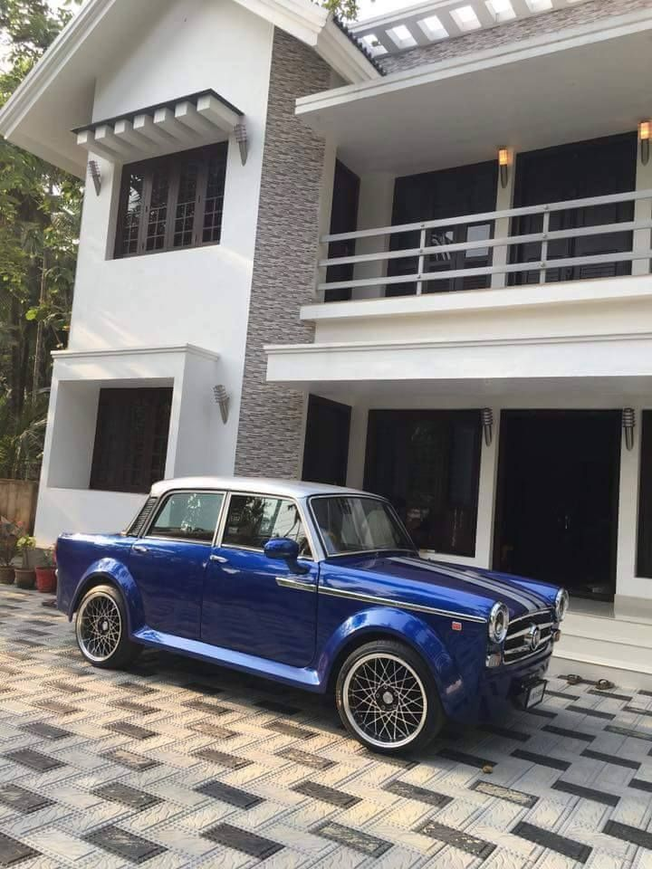 Photo of この修正プレミアPadminiであることは疑いようもなくインドのベストrestomods|M… – 高級車 2020