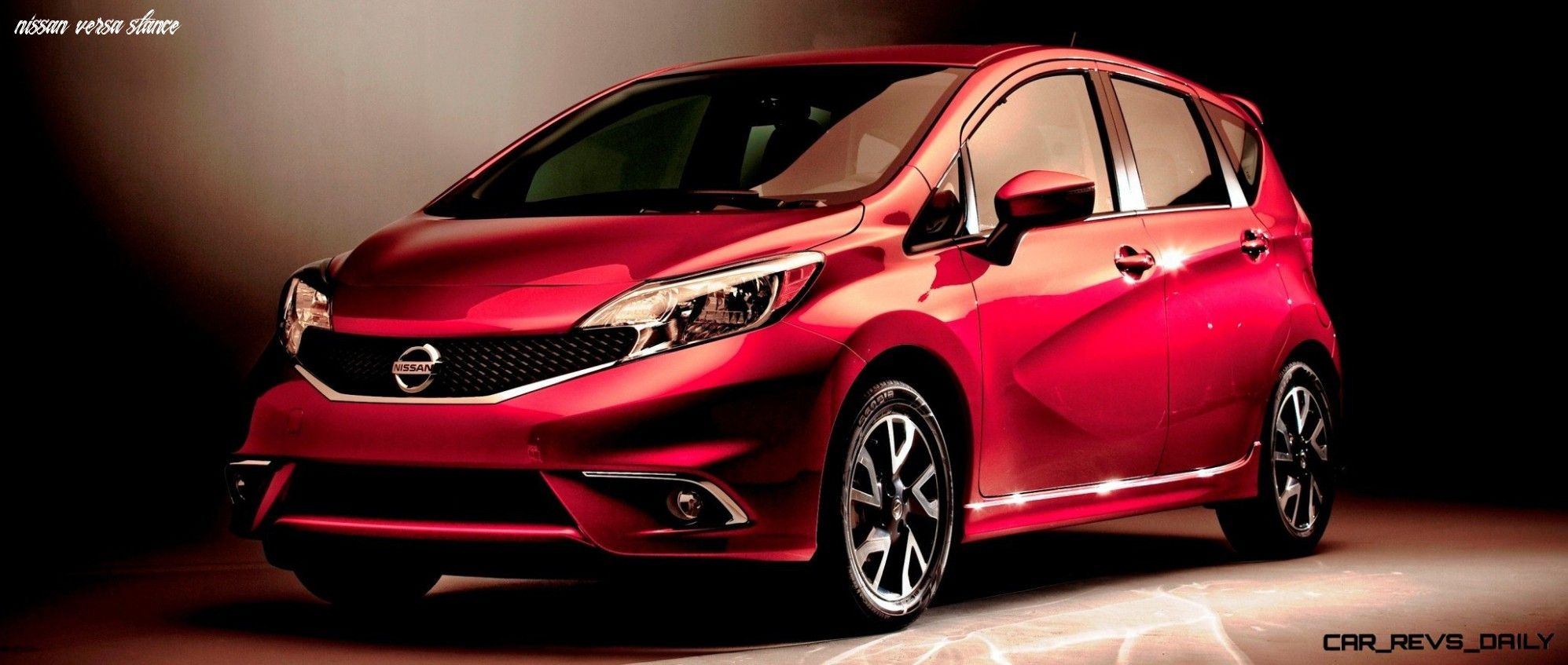 Five Facts You Never Knew About Nissan Versa Stance di 2020
