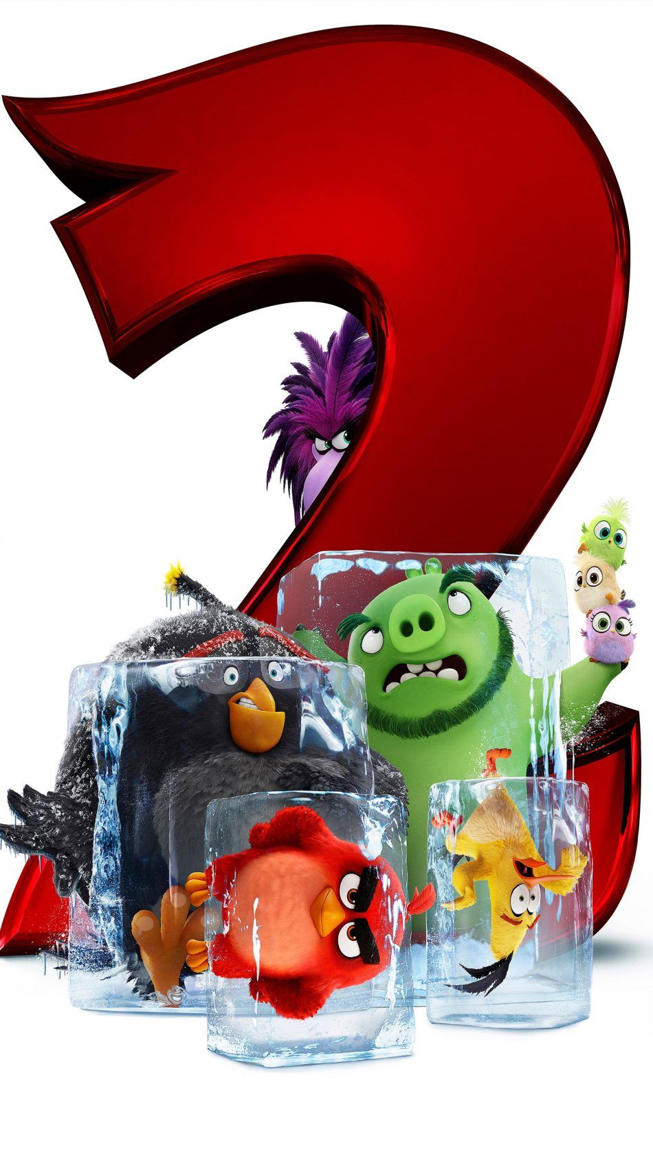 Download The Angry Birds Movie 2 Animation 2019 Free Pure 4k