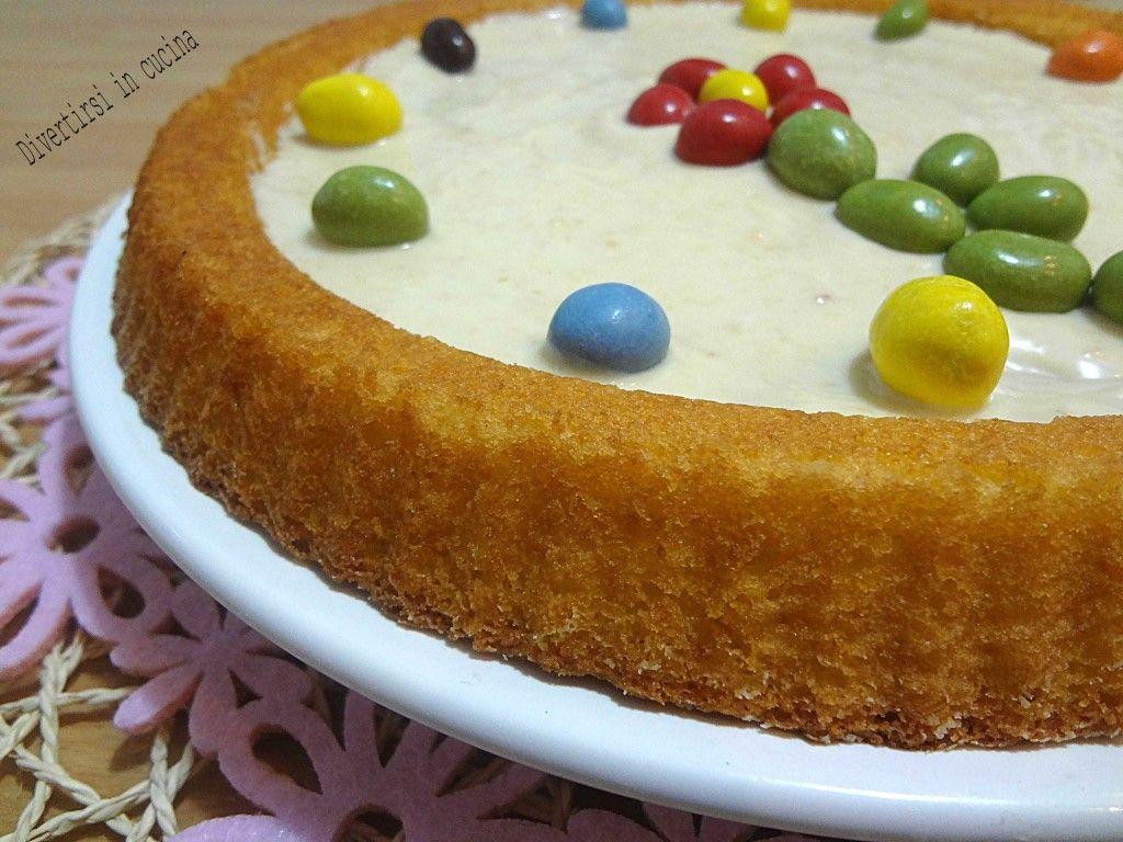 Crostata morbida al cocco semplice e veloce | Divertirsi in cucina #crostatamorbida