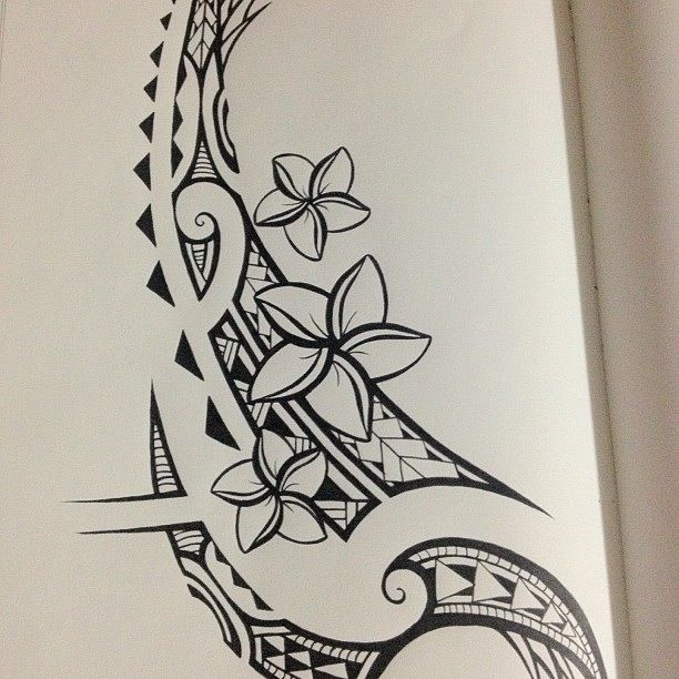 Pin By Kat Martinez On Tattoo Ideas Hawaiian Tattoo Tribal Drawings Maori Tattoo