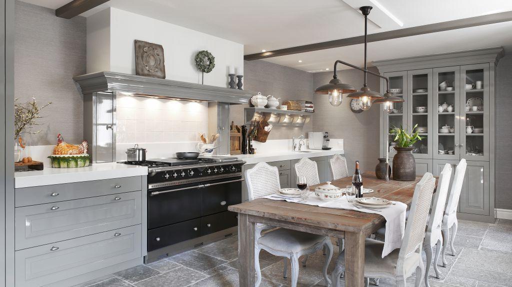 Martin van Essen interieurs en keukens Lacanche 140 zwart | Keuken ...