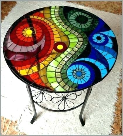Mosaic Patterns For Table Tops Design Ideas Top Beautiful Best Tables Images On Mosai Glass Art Tile