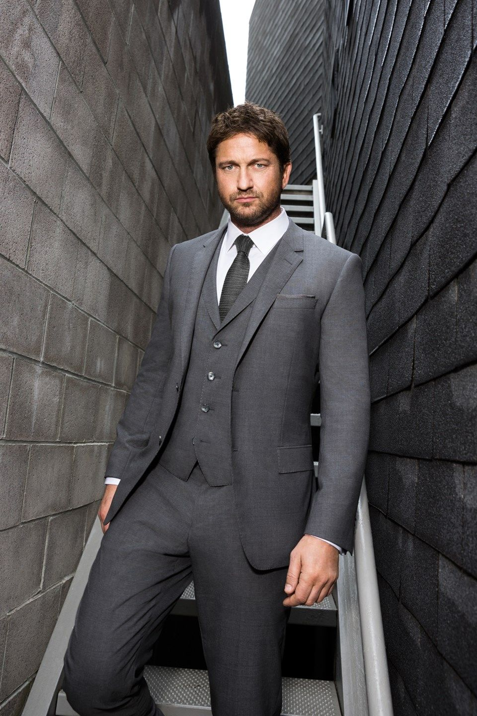 7df87ac77 Hugo Boss Black Enlists a Sophisticated Alex Lundqvist for its Winter 2012…  More
