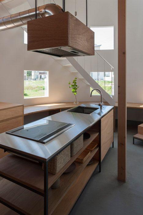 Casa em Hikone por Tato Arquitetos