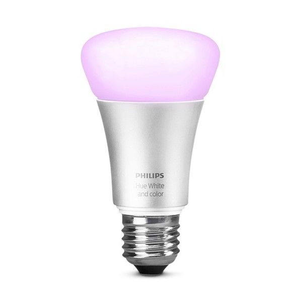 Philips Hue Ambiance White And Colour Extension Bulb A60 B22