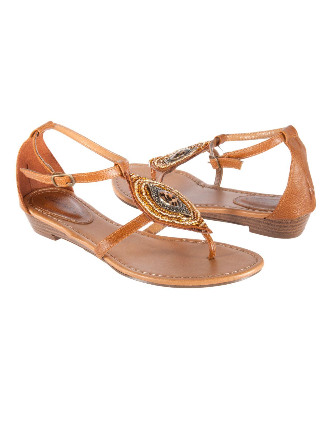 Honeysuckle Stone Gladiator Sandal < Sexy Shoes