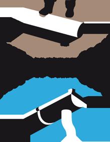 logovandijkbrouwerszink zink dak lettering vans