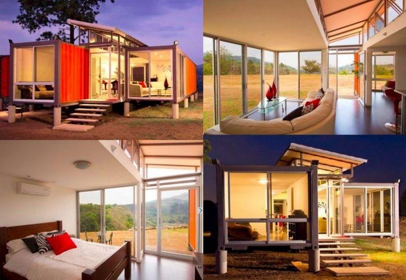 pin von charlotte petermichl auf tolle h user pinterest container haus und baumhaus. Black Bedroom Furniture Sets. Home Design Ideas