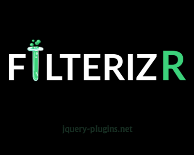 Filterizr – Custom Filters for Responsive Galleries #gallery #filter