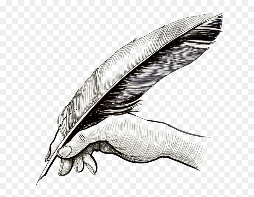 Pen Png Image Png Download Hand Feather Pen Png Transparent Png Is Pure And Creative Png Image Uploaded By Designe Feather Pen Png Images Feather Clip Art