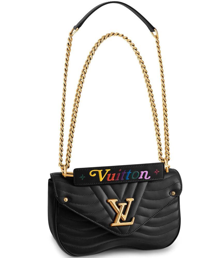 dae8121f1 bolsos Louis Vuitton New Wave MM   Louis vuitton   Louis vuitton ...