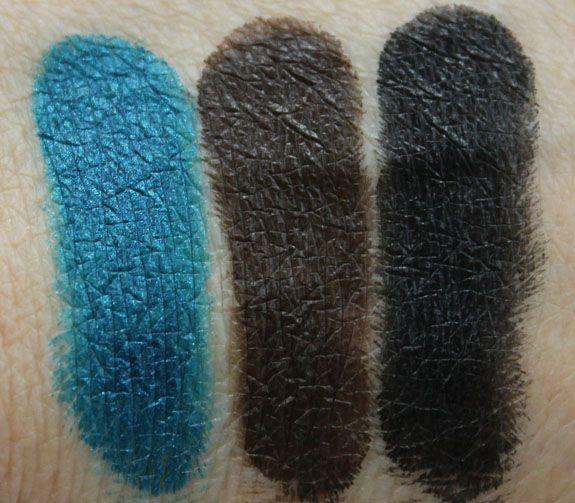 Makeup Geek Gel Liner Swatches Photos Review Vampy Varnish Makeup Geek Gel Liner Green Eyeshadow